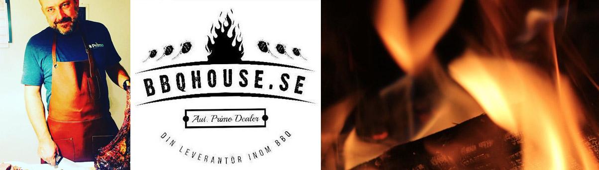 BBQHOUSE grillar & kött