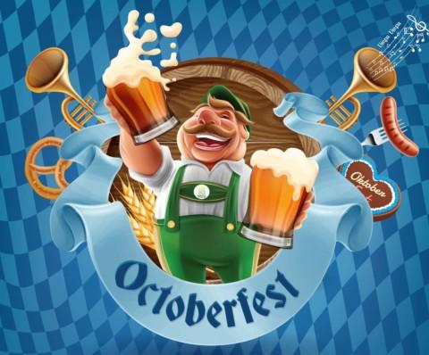 Nu är årets fest här – Oktoberfest på Handelsplats Center Syd!